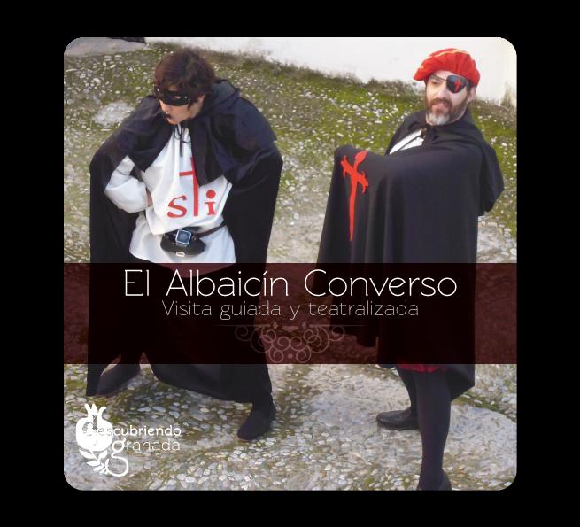 Visita el Albaicín Converso Descubriendo Granada