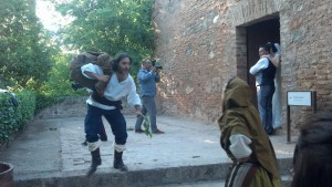 La Granada Romántica, Descubriendo Granada - visitas teatralizadas